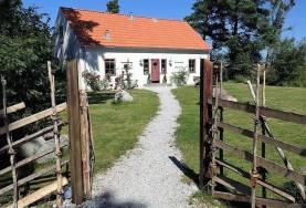 Gotlandsidyll intill Visby Golfklubb ca 2,5 mil söder om Visby