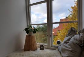 Mysig lägenhet för 2-3 personer, bara 200 meter från Almedalen (Video)