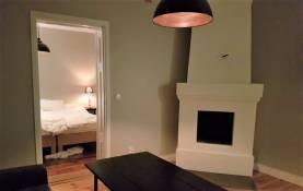 Hotellägenhet, 3 rok, mycket nära Almedalen. Hotellfrukost ingår.