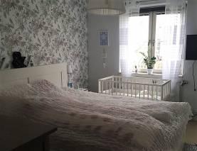 4:a med 3 separata sovrum och 6 bäddar nära Visby Centrum