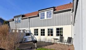 6 rum och kök - radhus på 3 plan i östra Visby
