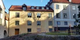 Liten lägenhet för 3 personer i toppenläge, bara 200 meter från Almedalen