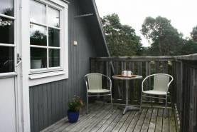 Lägenhetsdel i hus 7 km söder om Visby