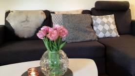 Nybyggd lägenhet i östra Visby, 3:a med 4 bäddar