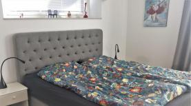 Boka 2020 - Nybyggd lägenhet i bra läge med 6 bäddar