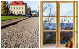 Fin lägenhet på Slottsbacken mitt i Visby innerstad. Boka 2018
