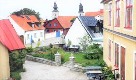 3:a på 2 plan på Nygatan på Klinten i Visby Innerstad