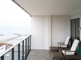 Mycket fräsch lägenhet på populära Snäck, drygt 3 km från muren