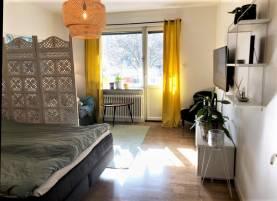 Ljus lägenhet endast 700 meter från Visby ringmur