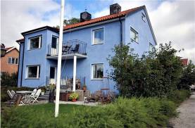 Fin 2:a ca 800 m söder om Visby innerstad och ringmuren