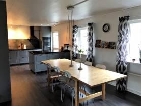 Stort hus med upp till 8 bäddar ca 7 km från Visby