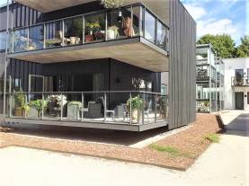 Boka 2019 - Nybyggd 3:a intill muren, bara ett par hundra meter längs med havet till Almedalen