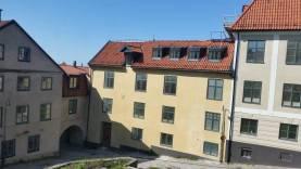 Boka 2019 - Nybyggd lägenhet 200 meter från Almedalen