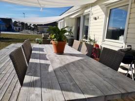 Boka 2020 - Nybyggd villa med 3 sovrum 2 km söder om Visby - cyklar ingår