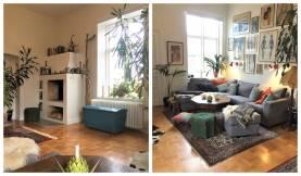 Boka 2019 - Vacker våning (2 rok) i Visby innerstad