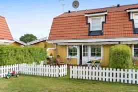 Radhus 4 km söder om Visby till bra pris