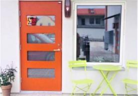 Boka 2020 - Nybyggd lägenhet ca 1 km från Söderport
