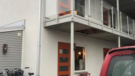 Boka 2020 - Nybyggd lägenhet drygt 1 km från Söderport