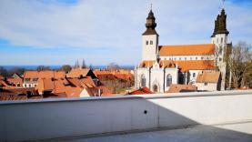 Boka 2020 - Lyxig villa på klinten - utsikt över hela Visby - perfekt för möten och runda bords samtal