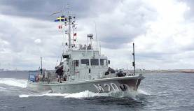 Boka 2019 - Minsveparen M20- Bo i ett fartyg i Visby Hamn