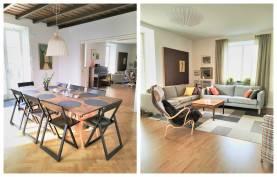 Boka 2019 - Vacker villa med 4 sovrum och trädgård endast 550 m från Söderport