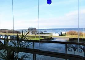 Boka 2020 - Fin 3:a vid strandpromenaden på Snäck, fin cykelväg rakt in till Almedalen längs havet