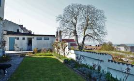 Boka 2019 - Innerstan - Gårdshus på klinten med
