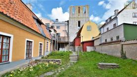Boka 2020 - Toppenläge - 1 rok - Mitt i Visby innerstad