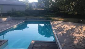 Boka 2019 - Villa med pool - 200 m från norderport