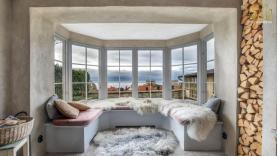 Boka 2020 - Stort representativt hus mitt i Visby innerstad - Otrolig utsikt - Trädgård med mingel och utsikt