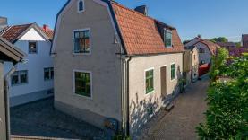 Boka 2020 - Underbart hus i innerstan - 500 meter till Almedalen - Trädgård för mingel
