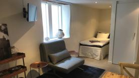 Boka 2020 - Hotellägenhet på Hästgatan mitt i innerstan - Singelrum