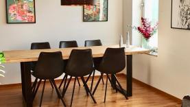 Boka 2020 - Nybyggd lägenhet - Lugnt kvarter - Högt i tak