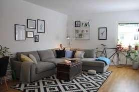 Lägenhet vid Norrgatt i Visby, 58 m² uthyres under Medeltidsveckan